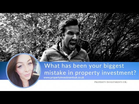 What Has Been Your Biggest Mistake in Property Investment?