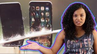 Destroy iPhones For Fun