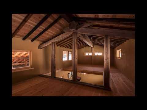 土壁オンドル(구들)家・美しい木摺下地