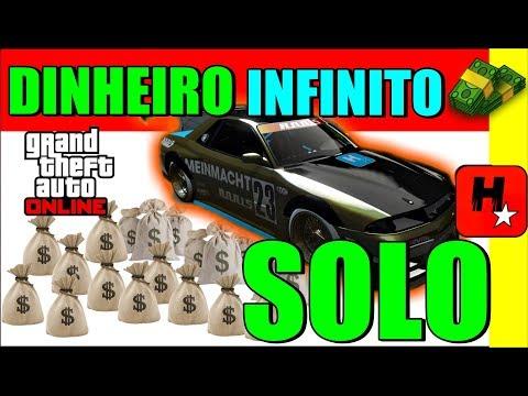 GTA 5 Online✅DINHEIRO INFINITO SOLO✅GLITCH SOLO DUPLICAR CARRO✅GTA V 5 ONLINE 1.43 SOLO MONEY GLITCH