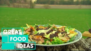 How To Make French-Style Chicken and Truffle Salad | Food | Great Home Ideas