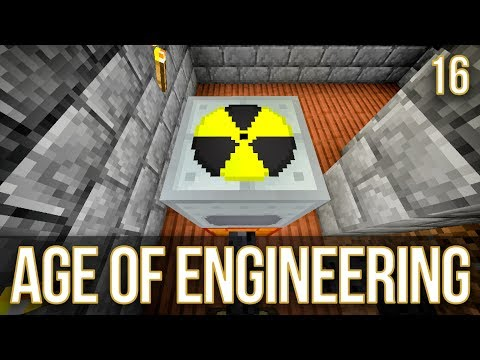 Nuclear Reactor Setup | Age of Engineering | Episode 16