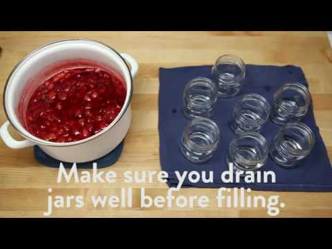 How to Make SURE-JELL Strawberry Jam