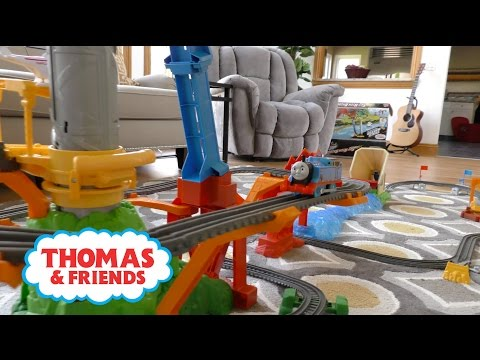 Fisher-Price Thomas' Sky High Bridge Jump Assembly Instructions | Thomas & Friends 2017