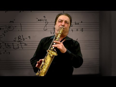 Musical Artist Greg Abate: Composing with Jazz Harmony