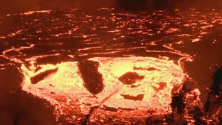 Kilauea erupts again