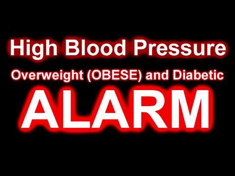 High Blood Pressure, Diabetes and Obesity