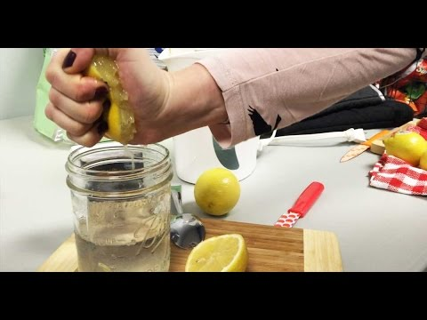 The Effects Of Mixing Lemon And Cinnamon With Water