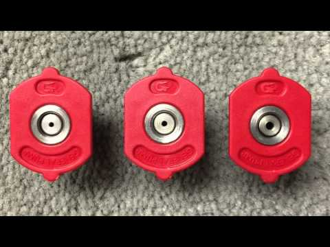 Pressure Washer Spray Nozzle Tips