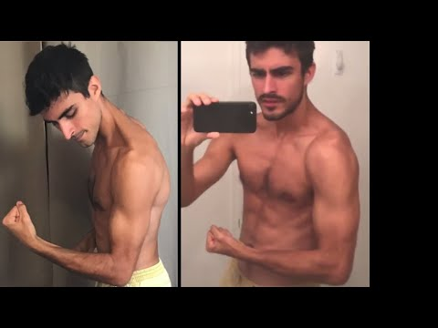 How I Gained 9lbs in 14 Days