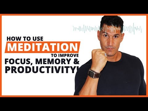 How To Use Meditation To Improve Focus, Memory & Productivity (With Mani From 2000 Books)