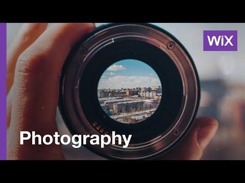Shoot a Major Magazine Cover with Wix.com and Condé Nast