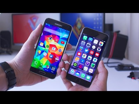 Apple iPhone 6 vs Samsung Galaxy S5 - 10 Reasons To Buy iPhone!