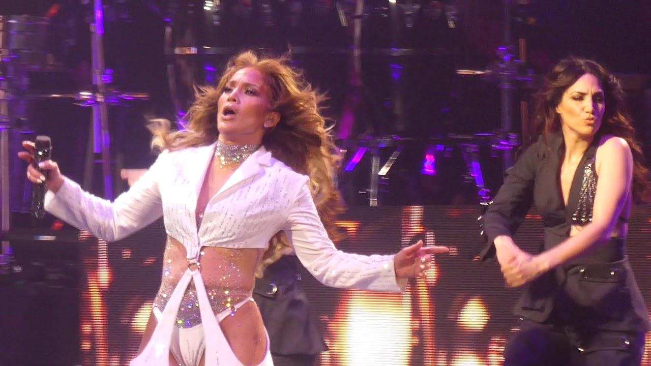 """Dinero & Im Real & Aint It Fun & Jenny from the Block"" Jennifer Lopez@Philadelphia 7/20/19"