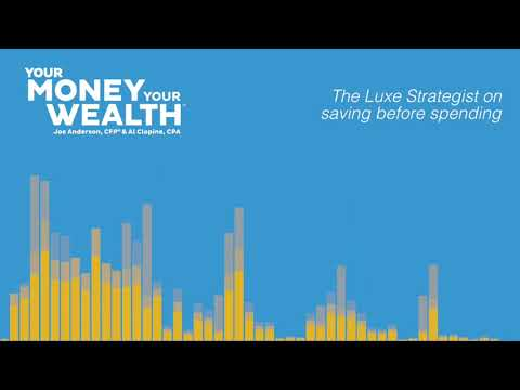 How To Live a Luxe Life & Still Save Money with The Luxe Strategist - Your Money, Your Wealth EP139