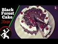 Valentine's Day Special   Black Forest Cake Recipe   How to make Black Forest Cake 🍴72