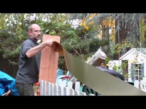 Making Roof Flashing the Monkey way