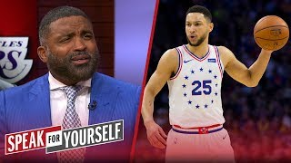 Cuttino Mobley on Ben Simmons