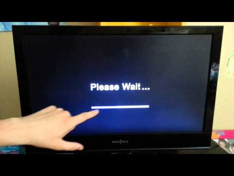How To Update your Insignia 22 Inch LED TV's Firmware (NS-22E450A11)