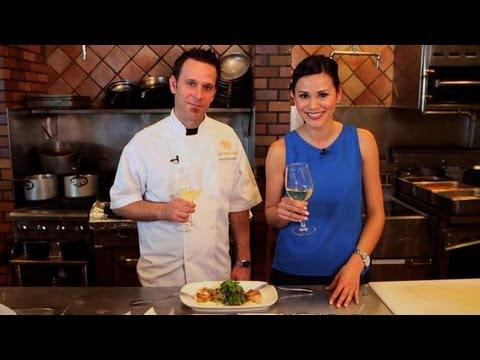 How to Make Seared Scallops | Napa Valley Grille Recipe | Food How To