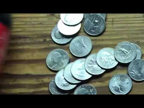 VENDING MACHINE HACK: TURNING DIMES INTO QUARTERS