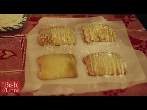How to Make Quick Cherry Turnovers