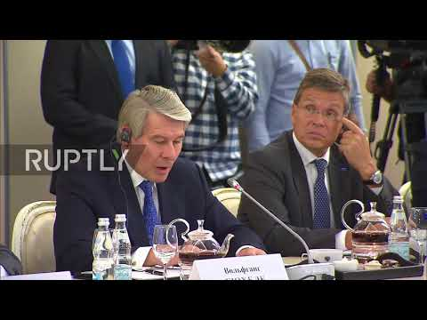Russia: German business reps take 'clear negative stance' on anti-Russia sanctions