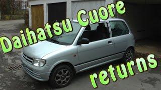 Daihatsu Cuore returns! Teil 1 | Motorschaden