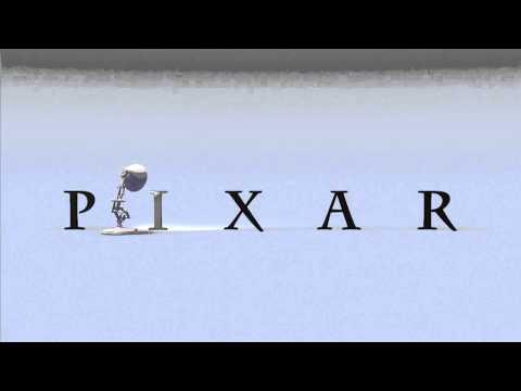 Pixar lamp intro from pixar movies HD 720p