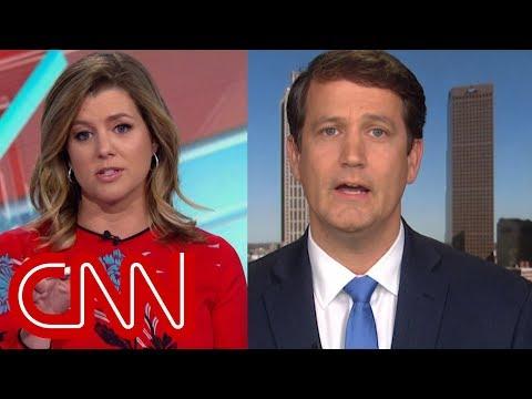 Anchor fact-checks lawmaker's Delta-NRA claims