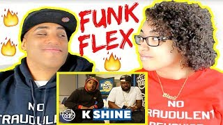MY DAD REACTS TO KShine | Funk Flex | #Freestyle113 REACTION