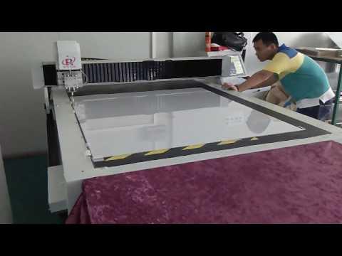 Ultra thin glass cutting machine RF1312U