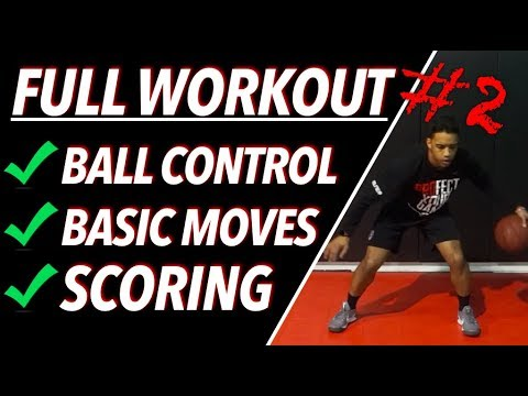 How To: Improve Your Handles | Full Ball Handling Workout #2 | Pro Training Basketball
