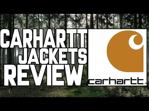 Sale's Carhartt Jackets Review