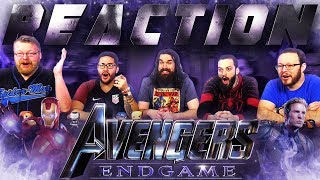 Download Marvel Studios' Avengers: Endgame - Official Trailer REACTION!! Video