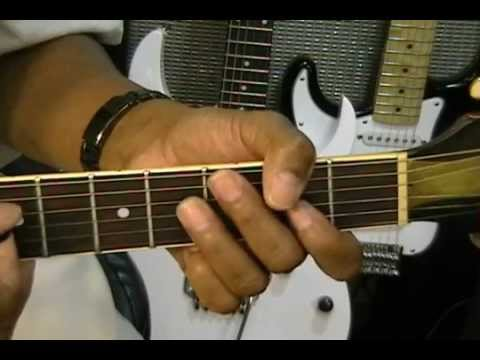 The Beatles  I Want To Hold Your Hand How To Play On Electric Guitar Prt1 Lesson /Cover