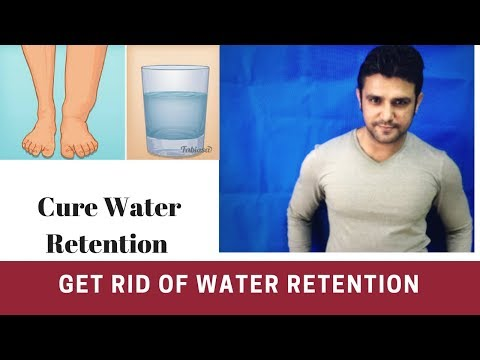 Know about Water Retention - in Hindi
