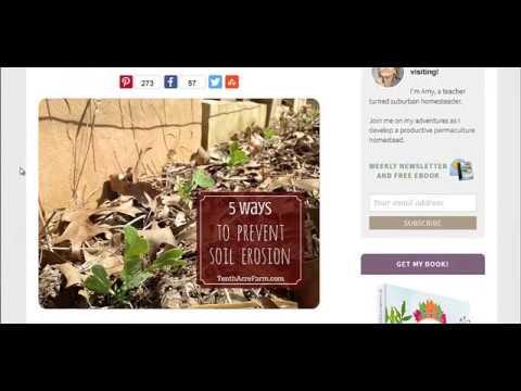 5 Ways To Prevent Soil Erosion