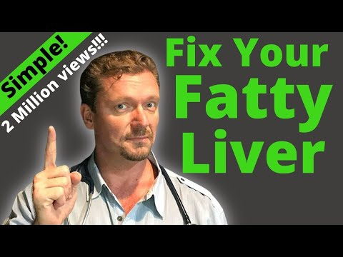 Fatty Liver: How to Fix It (2018)