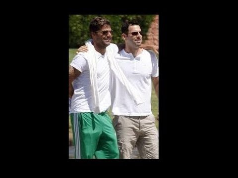 Ricky Martin & Boyfriend End 5 Year Relationship