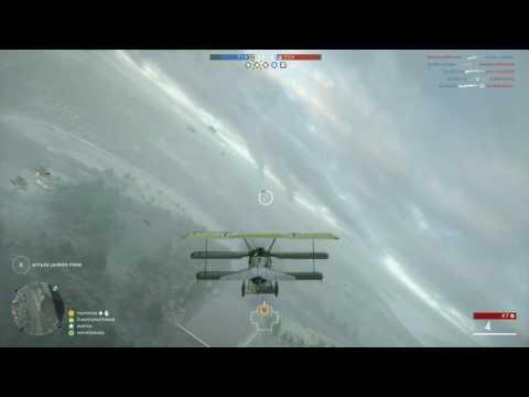 BF1 Scout plane