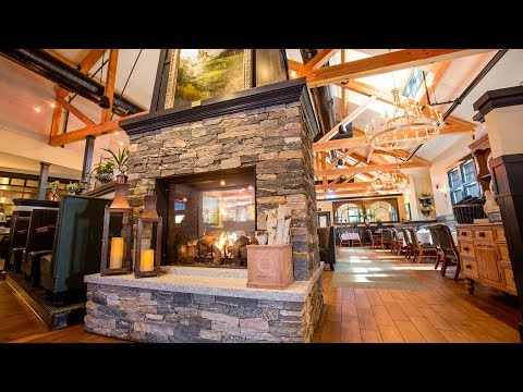 Copper Door® Restaurant Features New England Fireplace and Stone Oven
