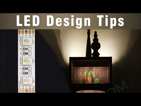 LED Strip Design Tips