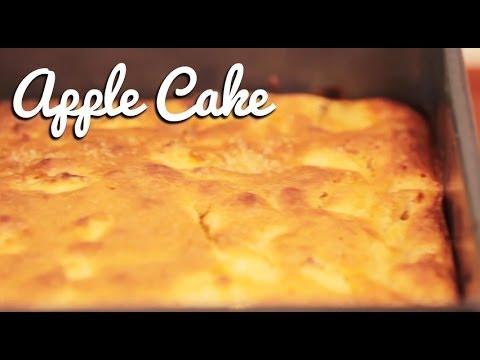 Easy Eight Apple Cake Recipe
