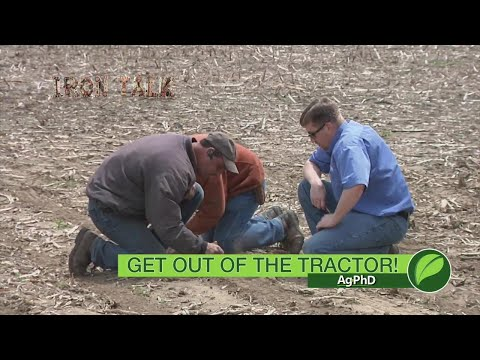 Iron Talk #1045 Get Out Of The Tractor (Air Date 4-15-18)