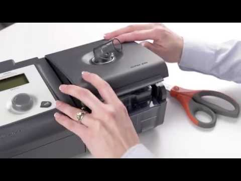 Setting Up the SoClean 2 CPAP Sanitizer with SystemOne REMstar Machines - DirectHomeMedical.com