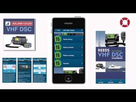VHF DSC Radio Handbook App