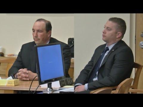 DA: Former Albuquerque officers Sandy, Perez will not be retried