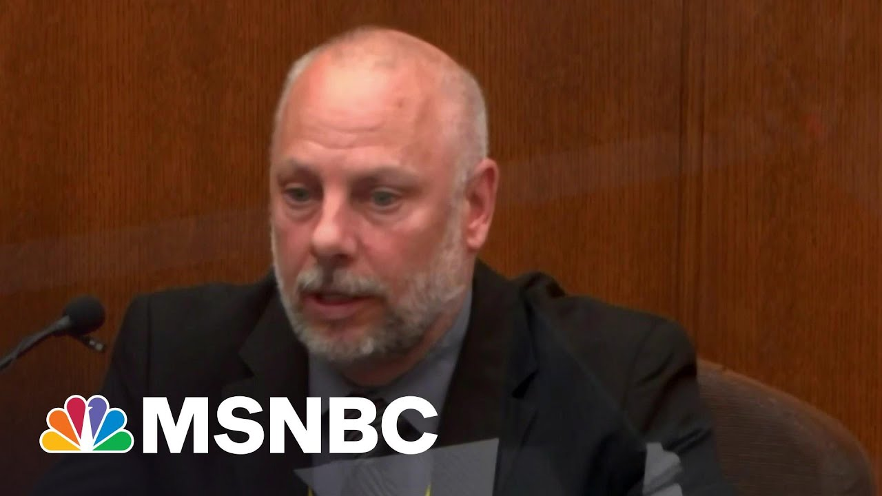 Police Officer Testifies Against Officer Who Killed George Floyd | The Beat With Ari Melber | MSNBC