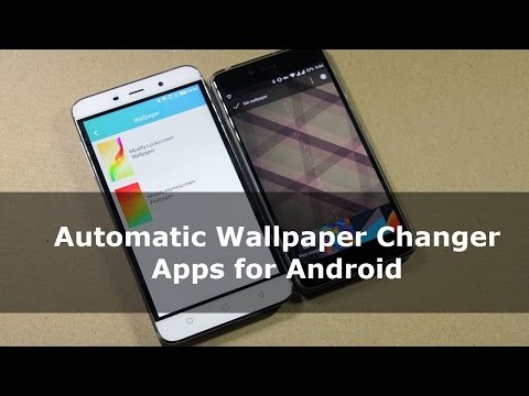 Top 3 Automatic Android Wallpaper Changer Apps